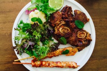 fiji style barbeque recipe