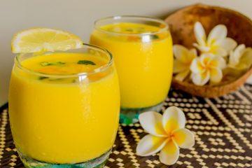 tropical mango smoothie recipe