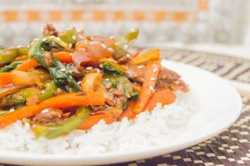 fiji style chicken chopsuey