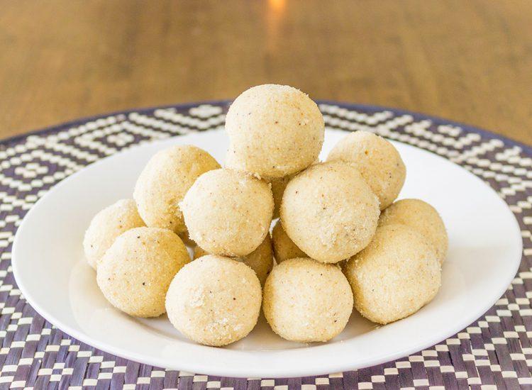 fiji indian recipe for suji ladoo