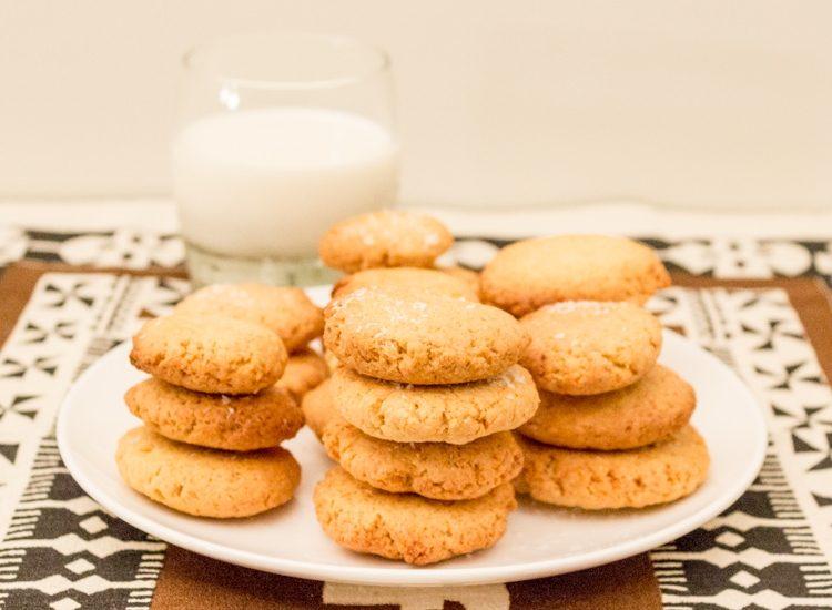 coconut cookies recipe