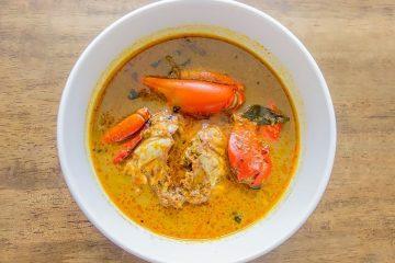 crab curry fiji indian recipe