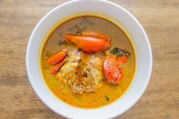 crab curry fiji indian recipe