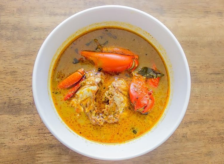 Crab Curry With Coconut Milk Tomatoes That Fiji Taste