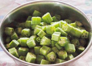 bhindi okra recipe preparation fiji style