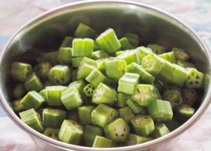 bhindi okra recipe preparation fiji style