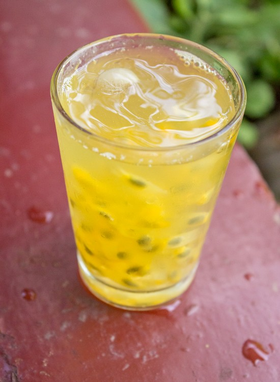 passion fruit juice recipe