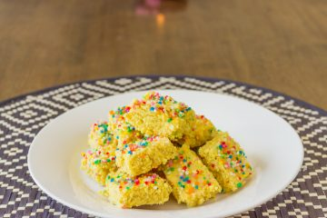 milk barfi recipe