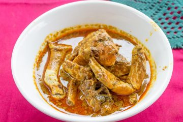 fijian lairo crab curry recipe